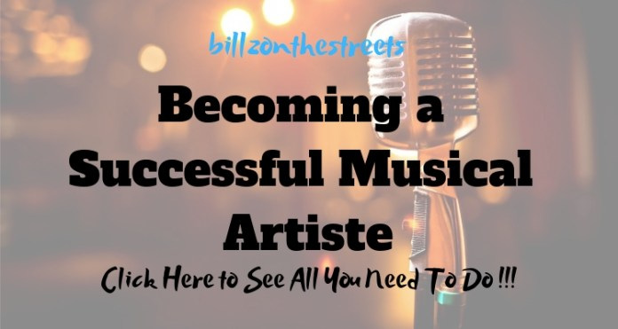 How to become a successful musician