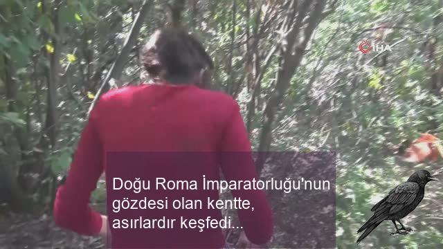 dogu roma imparatorlugunun gozdesi olan kentte asirlardir kesfedilmeyi bekleyen cevher 0 bnfzglma