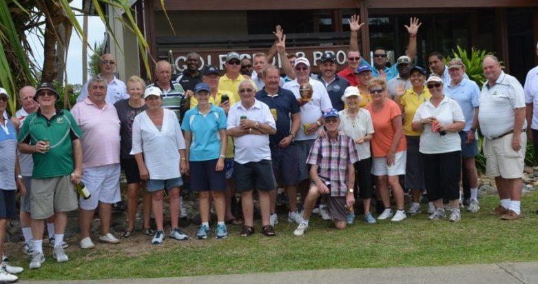 Bilo Bar Club Reunion 2014 Golf Competition
