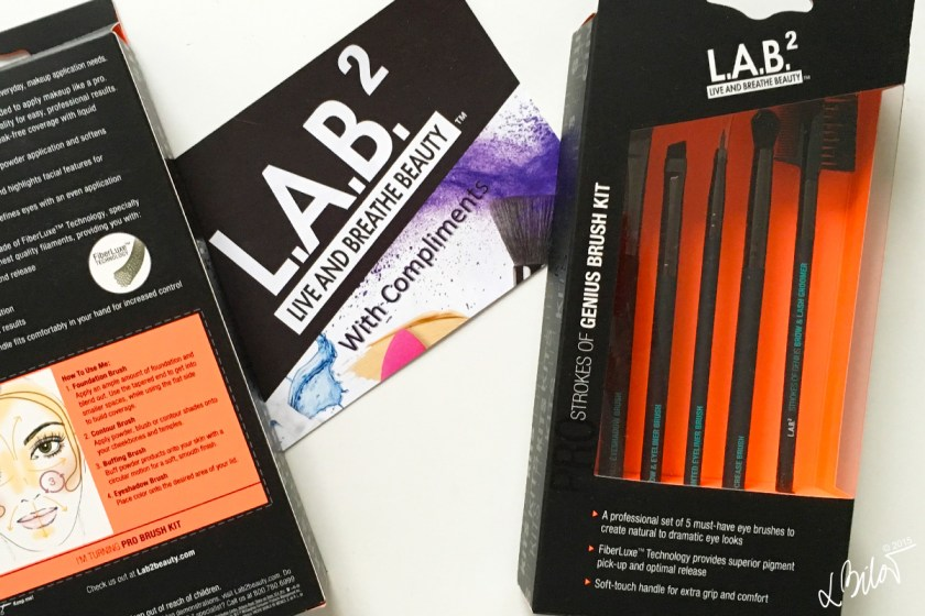 Lab-packaging