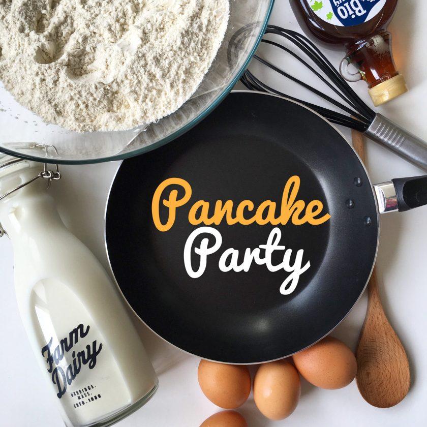 Pancake-Party