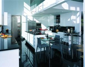 Kitchen Design by Daniel Popescu