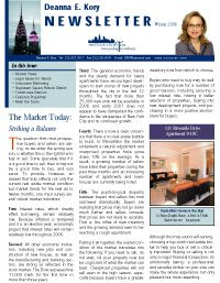 Deanna-Kory-Newsletter-(Corcoran-Group)---Winter-2005-06-1