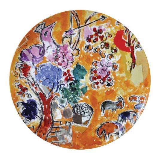 """""""Marc Chagall"""" China Pattern by Bernardaud"""