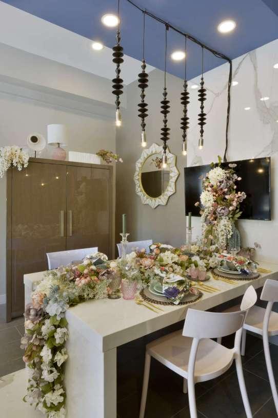 Alexandra Amirian's Art of the Table Kitchen