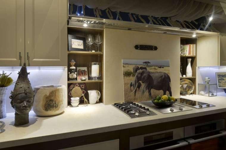 Kim Mitchell's Art of the Table Kitchen