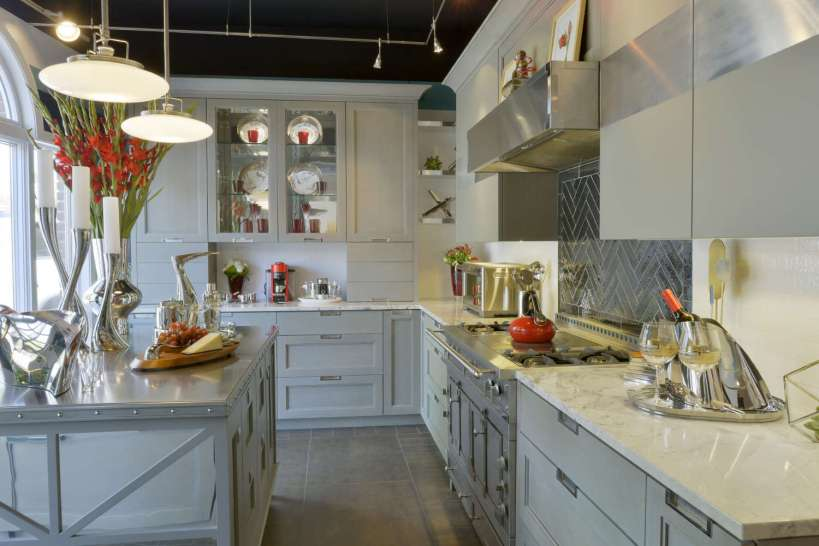 Anne Joyce's Art of the Table Kitchen