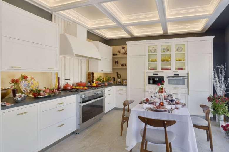 Bana Choura's Art of the Table Kitchen