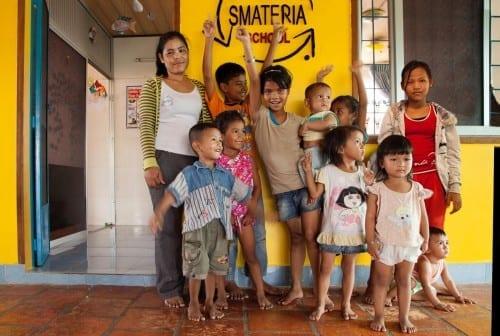 Smateria - École