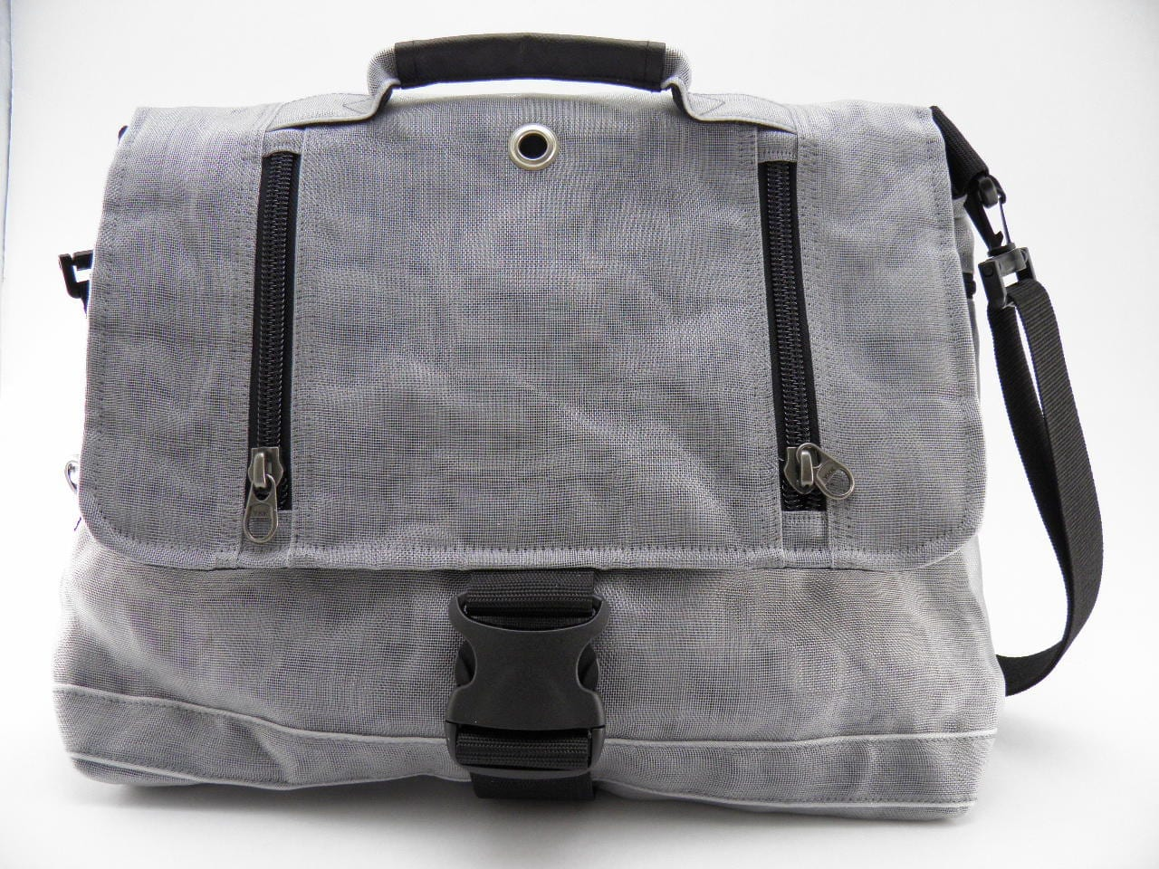 Le Relax - Sac Messager - Gris