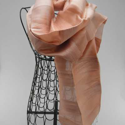 Evening Scarf - Pink
