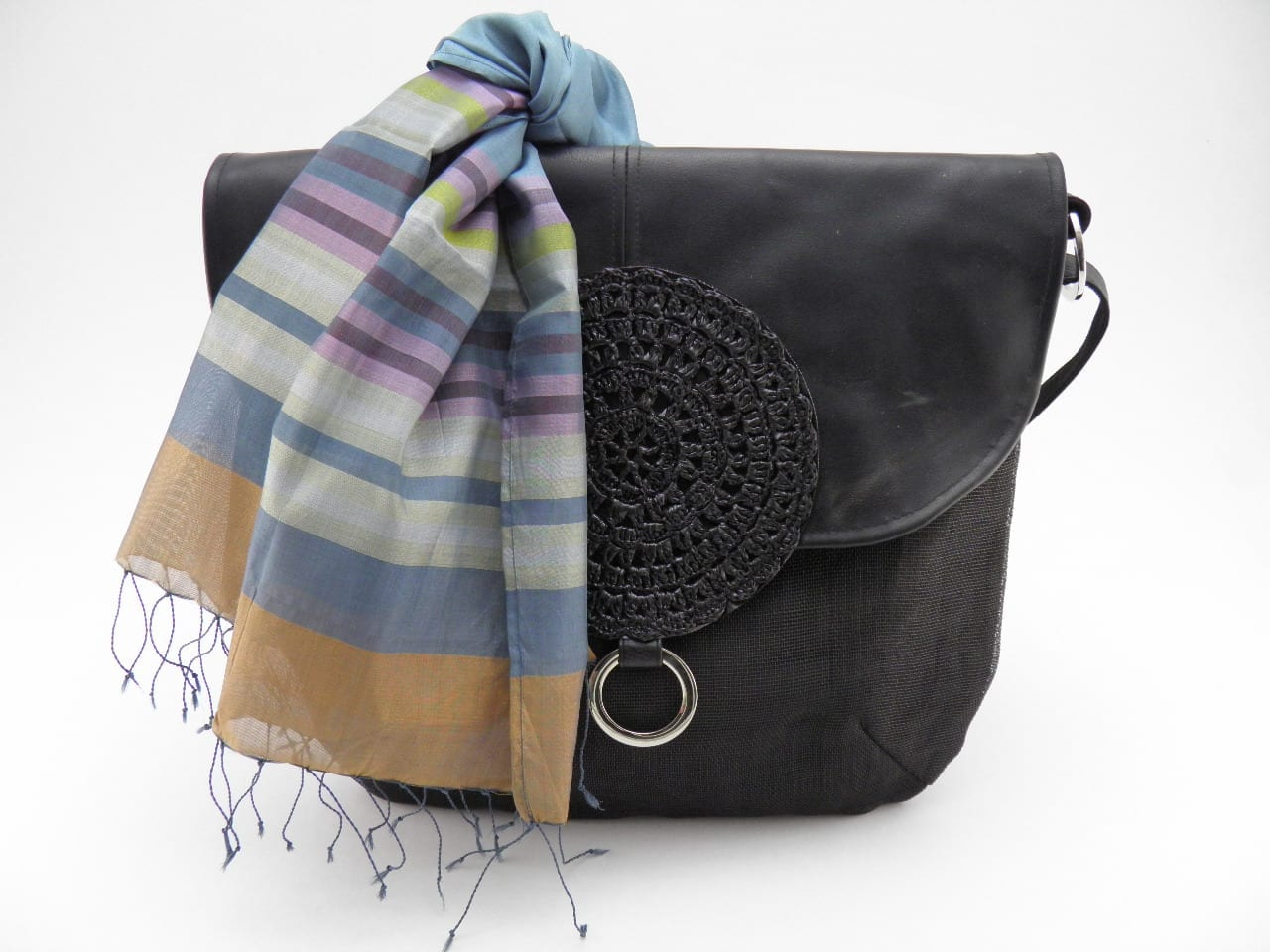 Scratch + Blue Sky Scarf - Essential