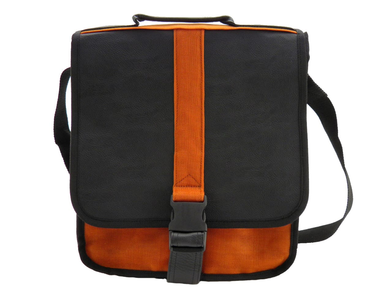 Le Globe-Trotter - Sacoche Tablette - Orange