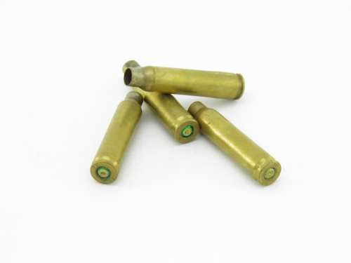Empty Gun Cartridges - Recycled Brass