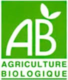 Certifié AB - Agriculture Biologique - France