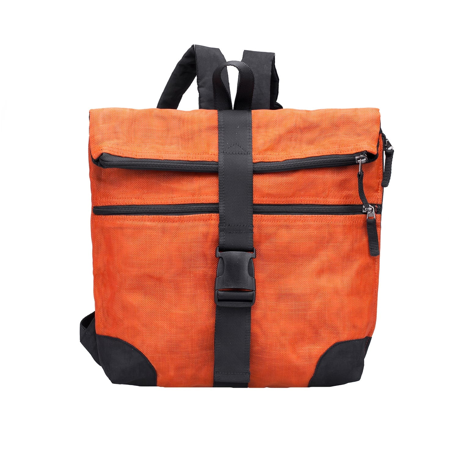Le Sac à dos techno éthique - Orange