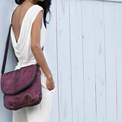 Break - Ethical Shoulder Bag