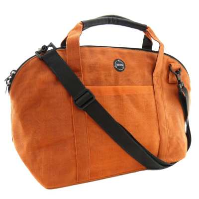 Snippet - Ethical Travel Bag - Orange