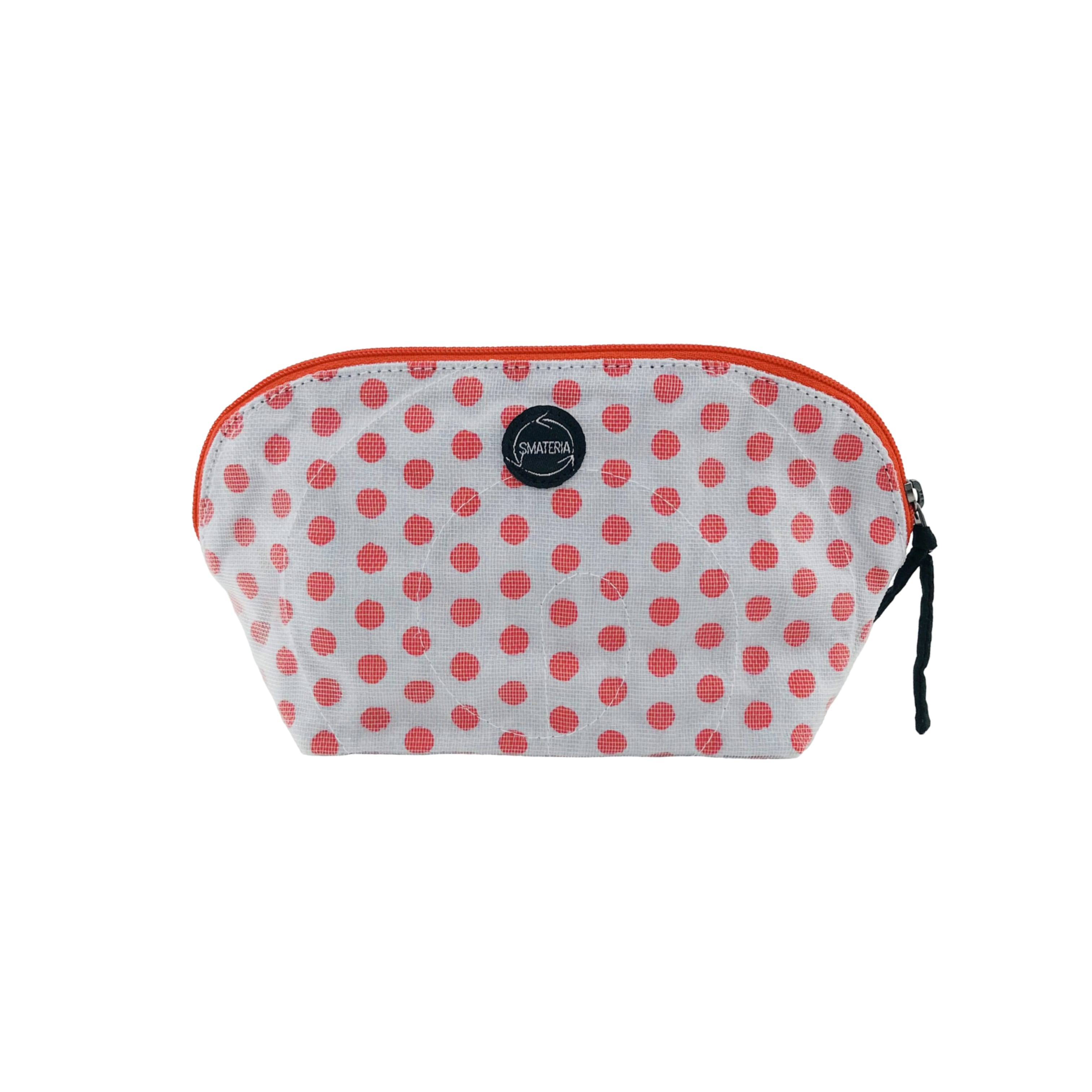 La Trousse de maquillage - Petit - Pois rouges