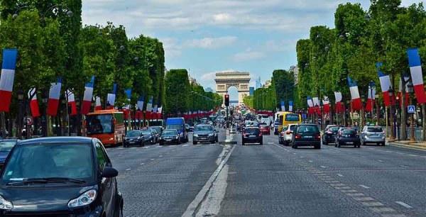Vägavgifter i Frankrike
