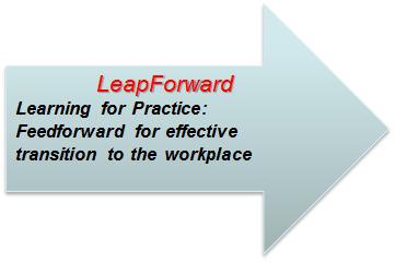 LeapForward logo