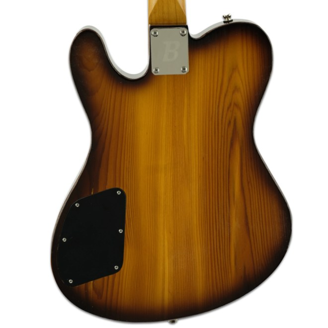 Back Detail, Cypress Burst ESG