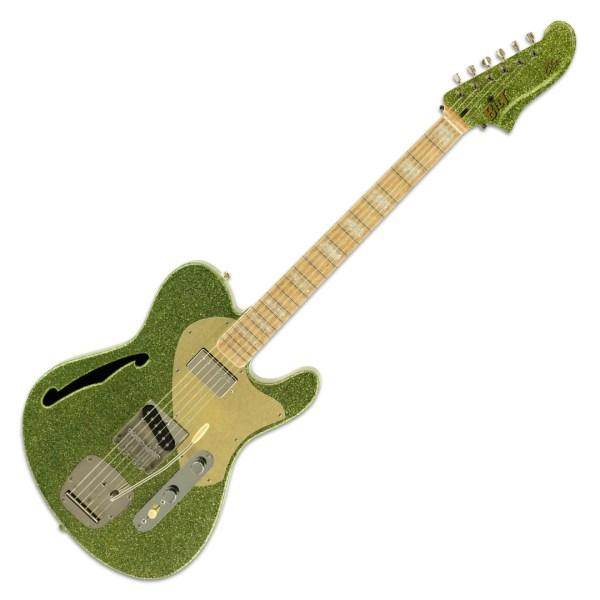 Lime Green Sparkle ESG, Full Image