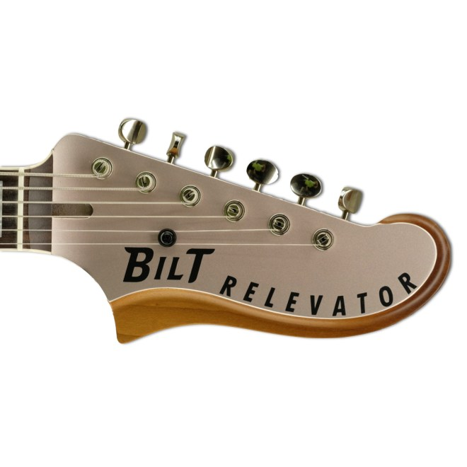 Headstock, Heather Mist Metallic Relevator LS