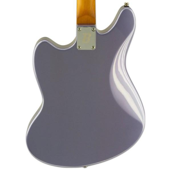 Back Detal, Purple Metallic Relevator LS