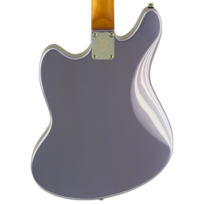Back Detal, Purple Metallic Relevator LS