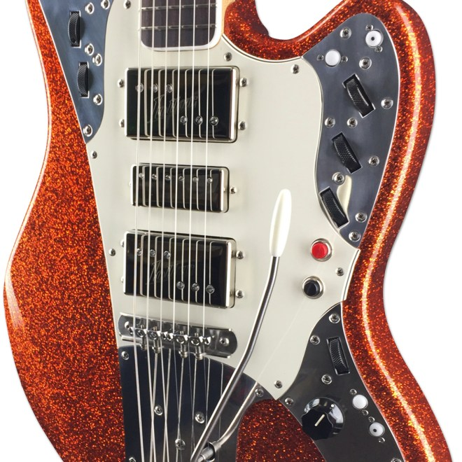 Body Detail, Orange Sparkle Relevator + Effects