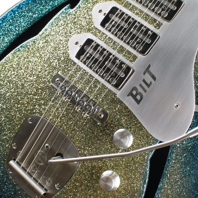 Body Detail, Surf Burst Sparkle Volaré