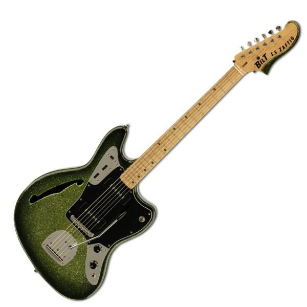 Green Sparkle Burst Zaftig, Full Image