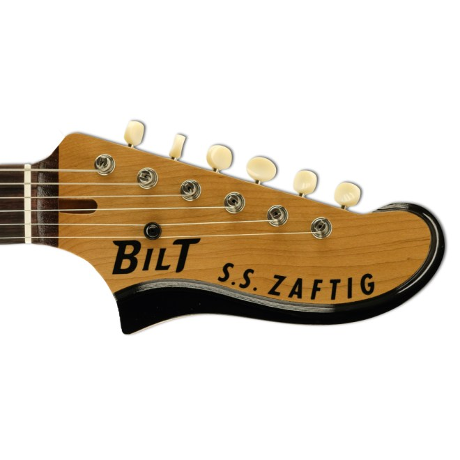 Headstock, Transparent Blonde Zaftig