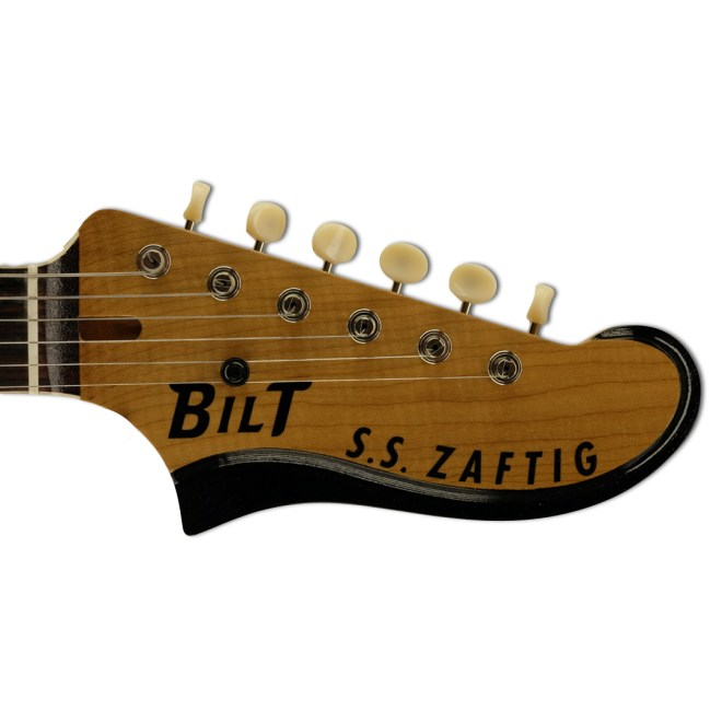 Headstock, Natural Beam Wood Zaftig