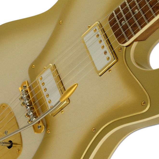 Body Detail, Gold Light Sparkle Burst ESG