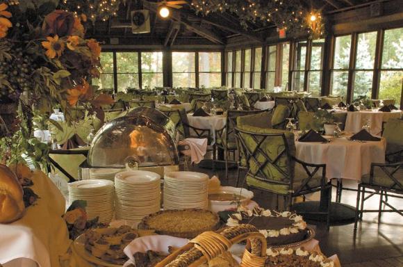 Deerpark Restaurant | Biltmore