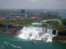 Niagara Falls - View from Skylon