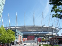 Vancouver - BC Place