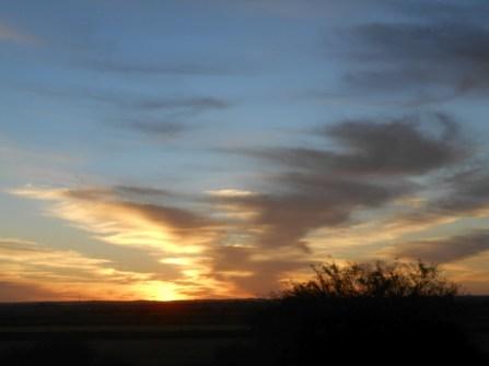 Upington Sunrise