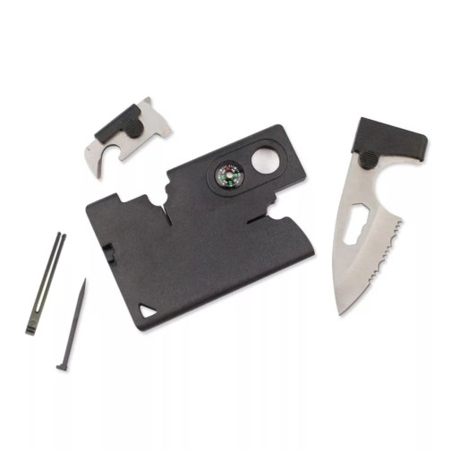 10 in 1 Kreditkarten Multitool