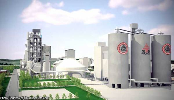 Indonesia's biggest cement maker eyes plant in Davao ...