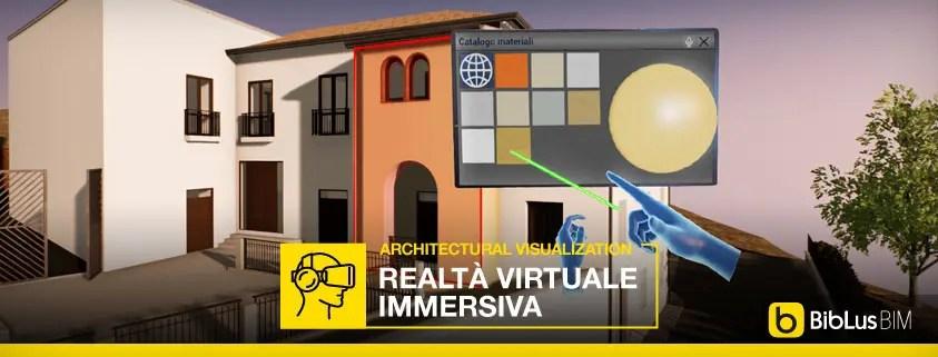 """L'obiettivo è creare un rivestimento """"effetto wow"""" che sia di facile realizzazione e. Come Scegliere Il Colore Esterno Della Casa Con La Realta Virtuale Biblus Bim"""