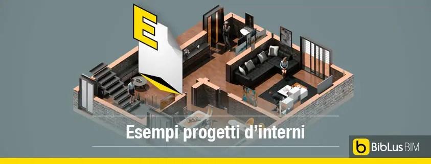 Analisi dello stato di fatto del vostro spazio abitativo o ristrutturazione. Esempi Di Progetti Di Interior Design Da Scaricare E Utilizzare Subito Biblus Bim