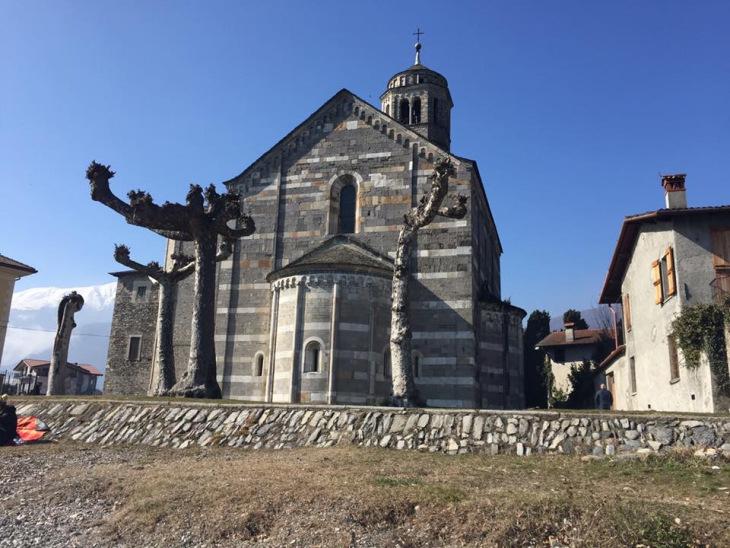 Santa Maria del Tiglio Gravedona
