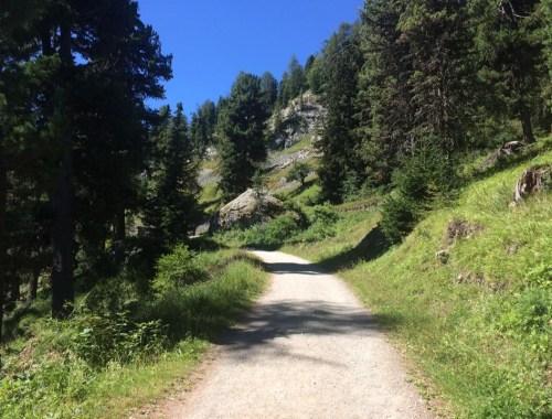 Sentiero Schellen Ursli