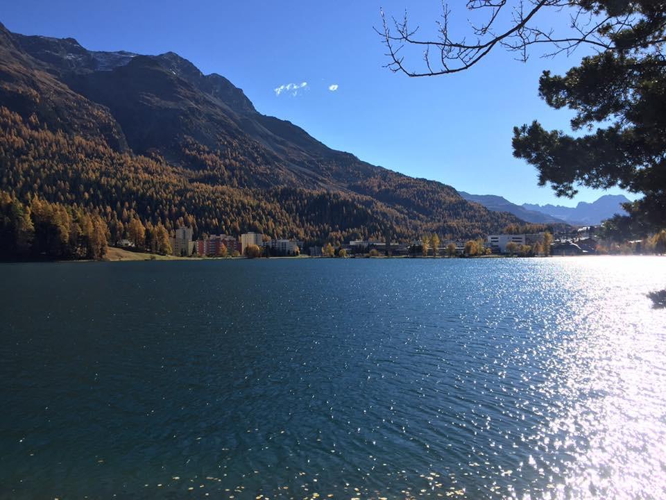 Visitare Sankt Moritz con bambini