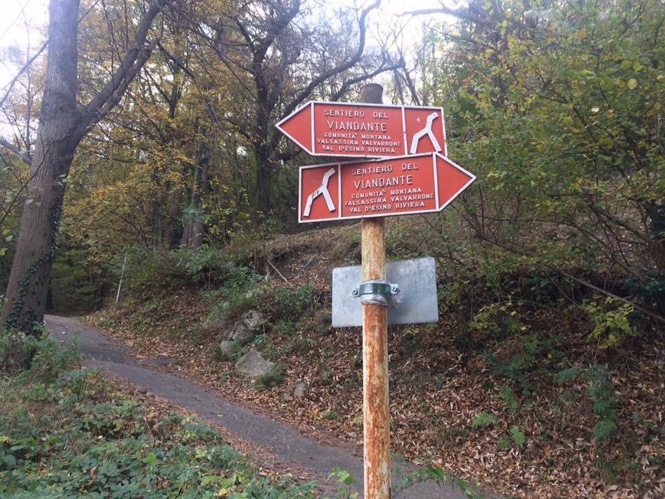 Sentiero del Viandante Varenna/Bellano