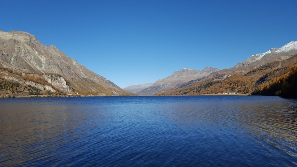 Lago di Silvaplana