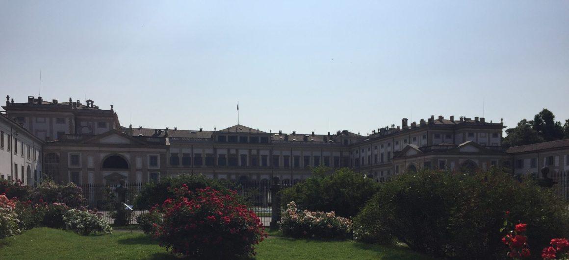 Roseto Villa Reale Monza